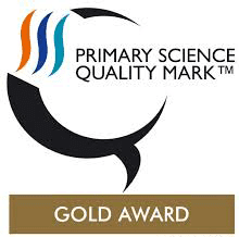 Primary Science Quality Mark Gold