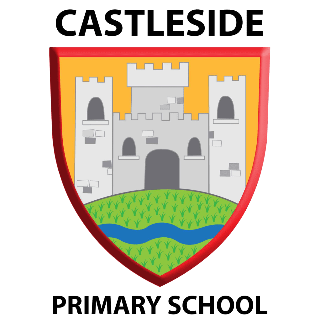 Castleside Primary School logo